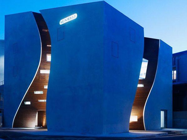 Sunwell Muse Takato Tamagami Architectural Design + Be-Fun Design