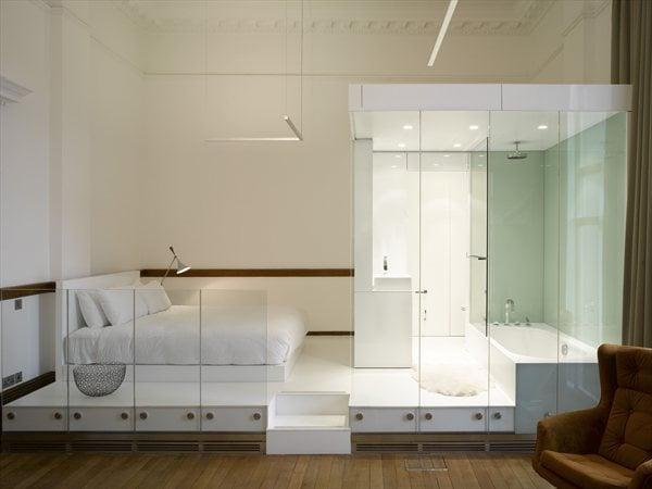 Town Hall Hotel DROO | Da Costa Mahindroo Architects