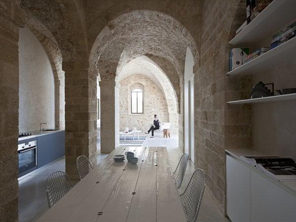 Jaffa Apartment Pitsou Kedem Architects