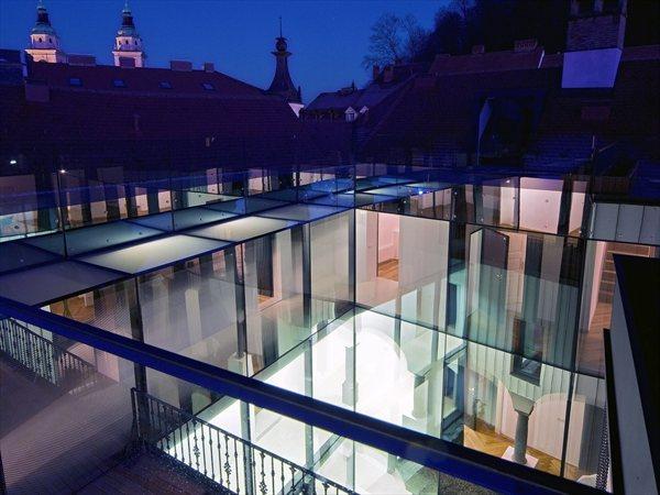 Baroque court apartments OFIS Arhitekti