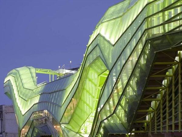 Les Docks Jakob + MacFarlane Architects