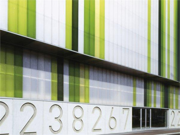 Grandi strutture di vendita Atelier(s) Alfonso Femia / AF517