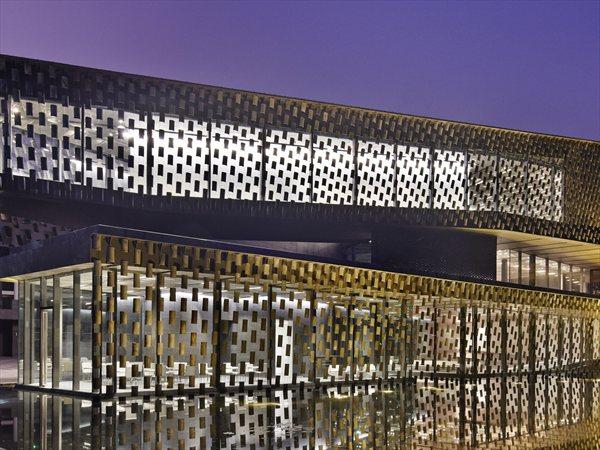 Museum of Wisdom Kengo Kuma and associates