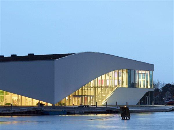 The Arch Cultural Centre 3XN Architects