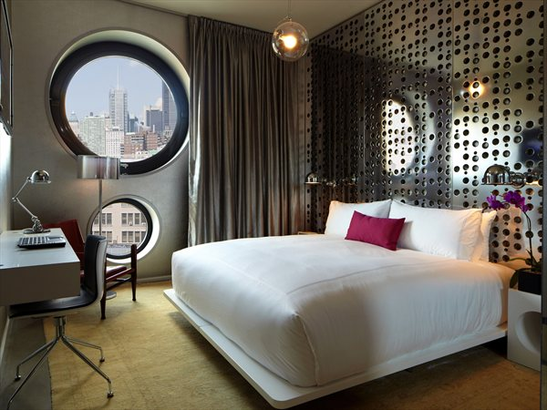 Dream Downtown Hotel Handel Architects