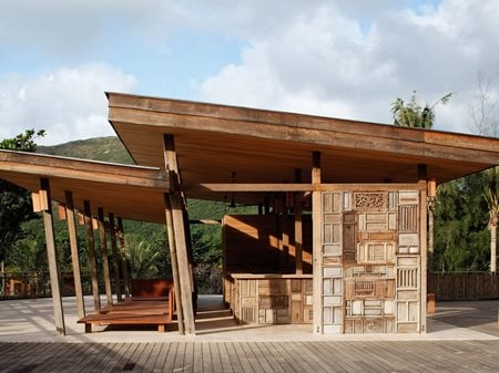 Six Senses Con Dao resort AW² Architecture Workshop