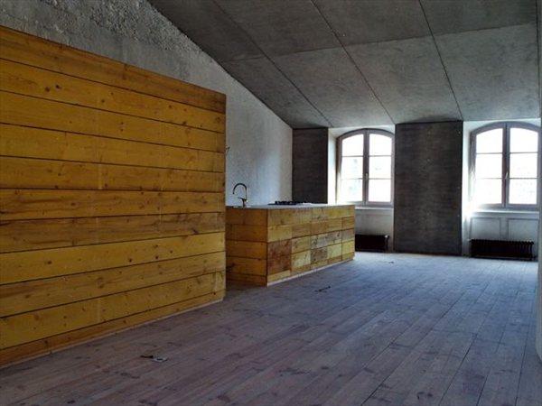 Loft Saint François Brachard de Tourdonnet architectes
