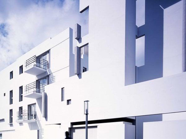 SOCIAL HOUSING RESIDENCE  CHRISTIAN MENU ARCHITECT