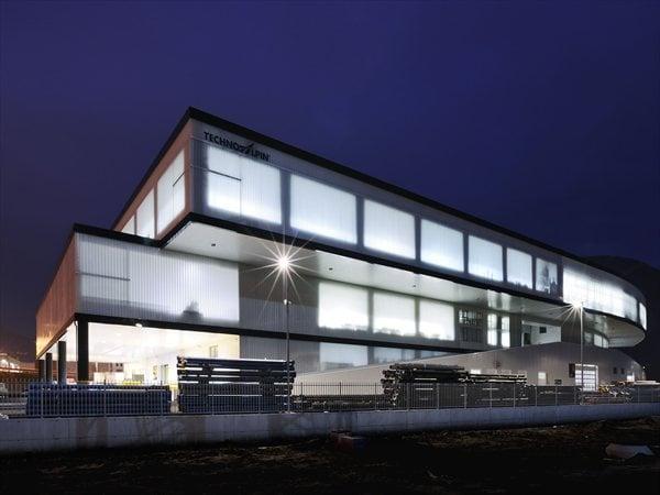 Sede Technoalpin Roland Baldi Architects