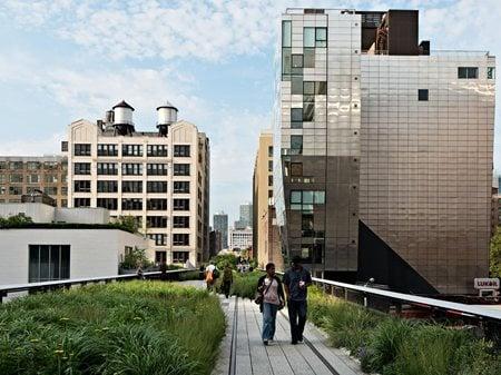 High Line - Section 2 Diller Scofidio + Renfro