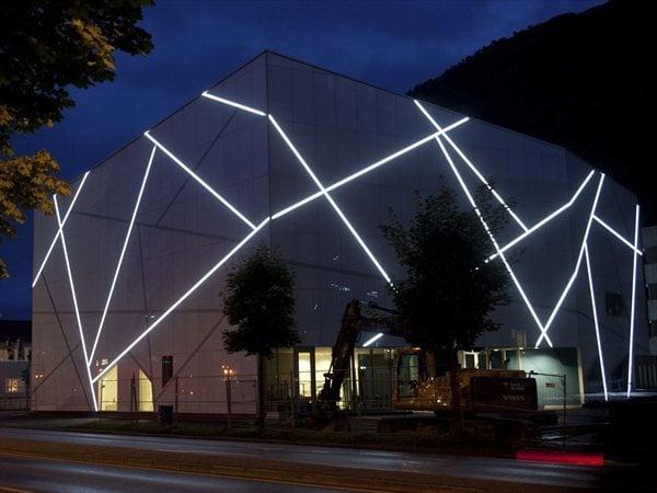 Sogn & Fjordane Art Museum C.F. Møller Architects