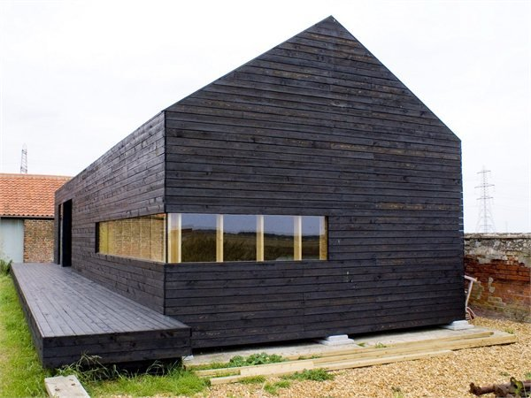 Stealth Barn Carl Turner Architects