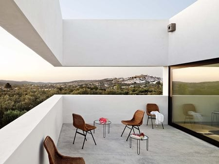 Hotel villa extramuros Vora arquitectura