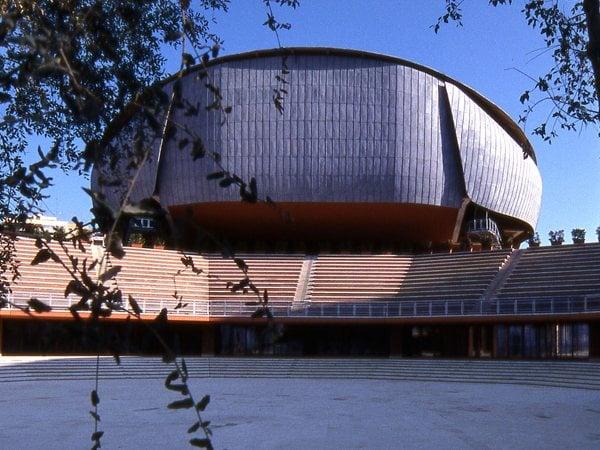 Auditorium - Parco della Musica RPBW - Renzo Piano Building Workshop