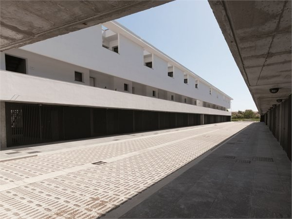 Low Cost Housing for young families studiostudio architettiurbanisti