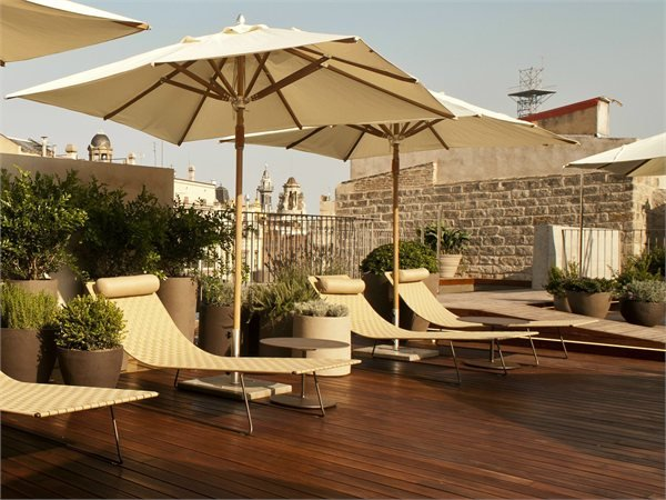 Mercer Hotel Barcelona Rafael Moneo