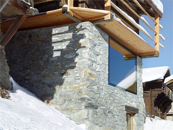 Maison Boisset Savioz Fabrizzi Architecte