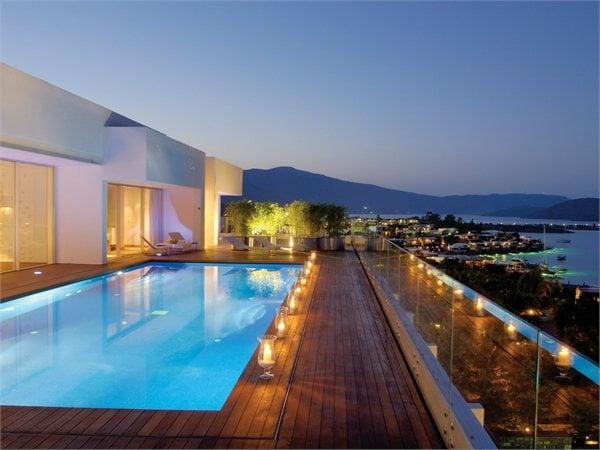 Yachting Club Villas at Elounda Beach Davide Macullo Architects