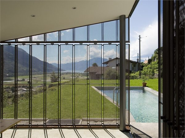 House in Ticino Davide Macullo Architects