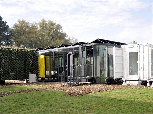 HUB 01 - Student Housing of the Future dmvA architecten