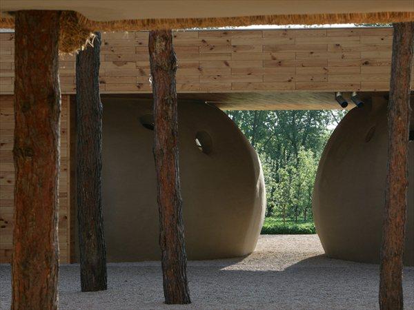 Ecohotel «Friend House» Ryntovt Design Studio