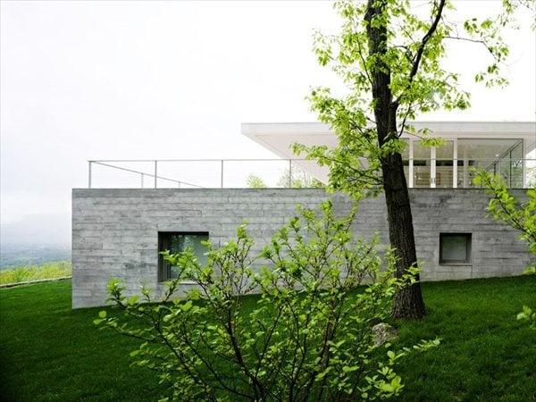 Olnick Spanu House Alberto Campo Baeza