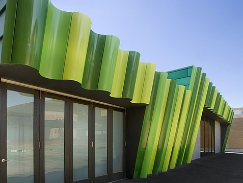 Albury Library/Museum ARM Architecture