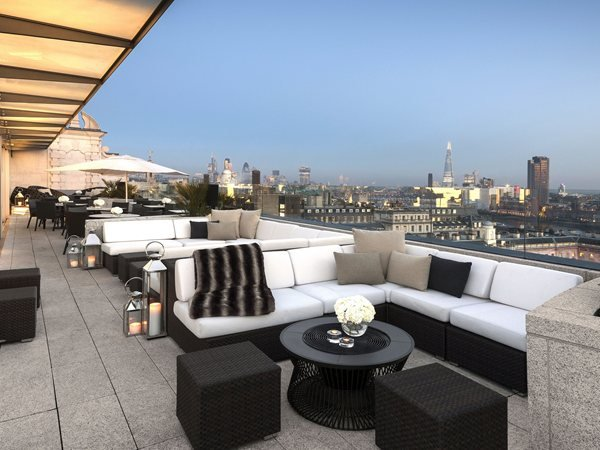 ME London Hotel Foster + Partners