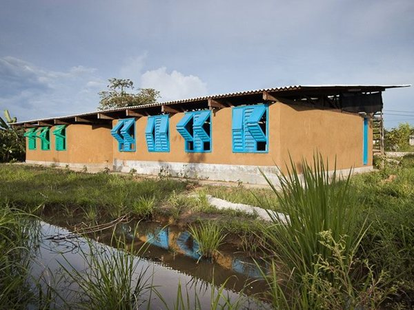 Medical Training Center of Mae Tao Clinic a.gor.a architects