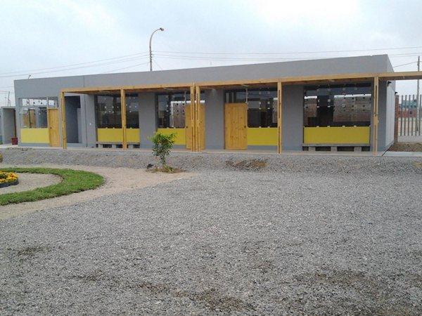 Divino Niño Jesus School Architecture for Humanity