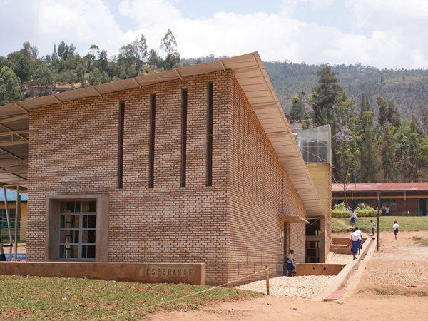 Kimisagara FFH Centre Architecture for Humanity