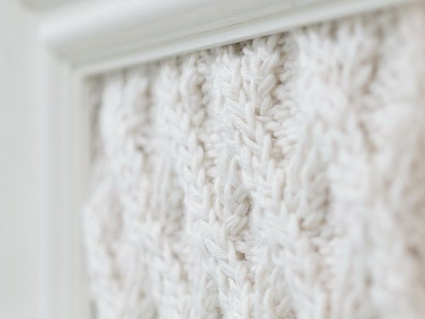 Knitted door 117/ichiichinana