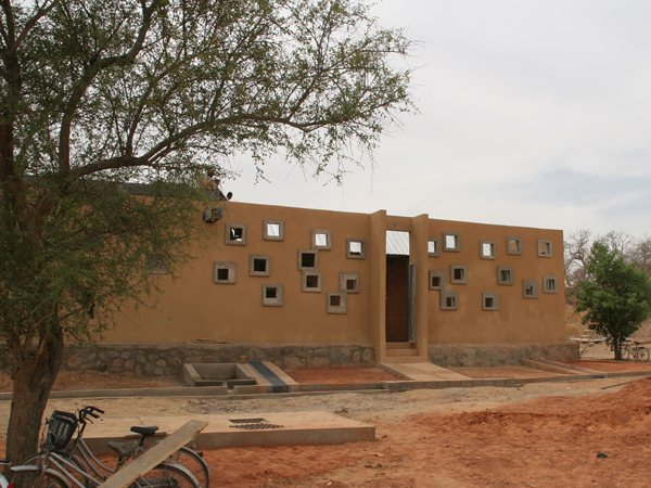 Centre for health and social advancement Kéré Architecture