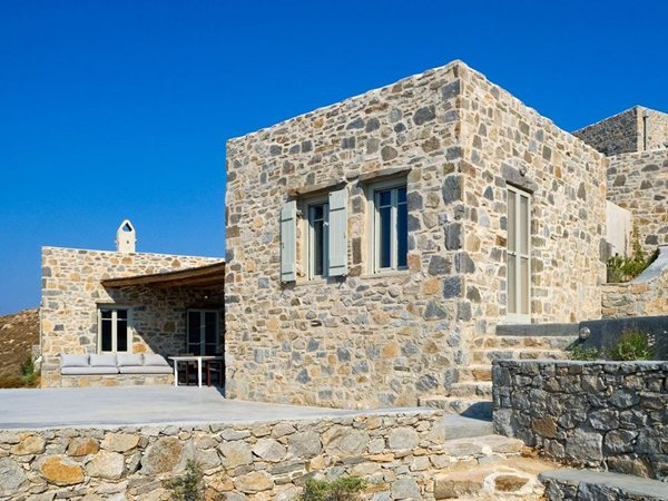 Eagle's Nest Sinas Architects