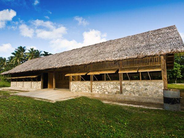 Takara School Vanuatu Kaunitz Yeung Architecture