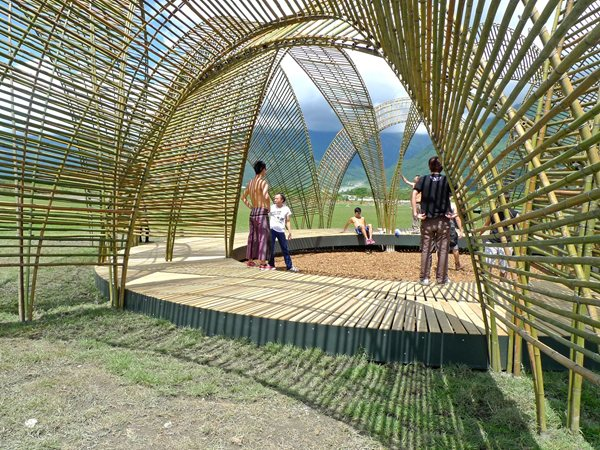 Forest Pavilion nARCHITECTS