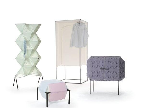 London textile storage Meike Harde