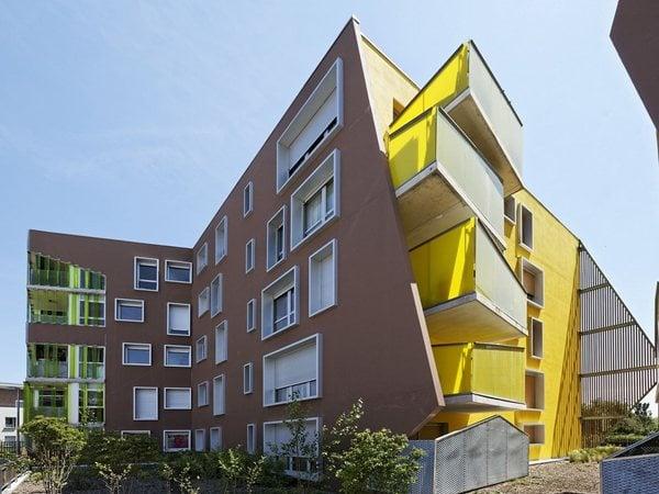 Residence Origami Bernard Bühler Architects