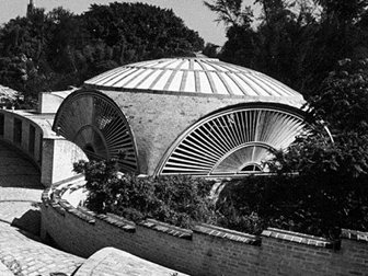 Curved roofs
